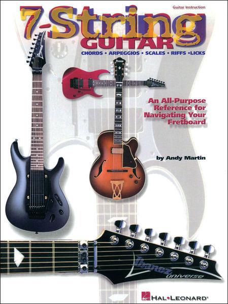 Hal Leonard 7-String Guitar