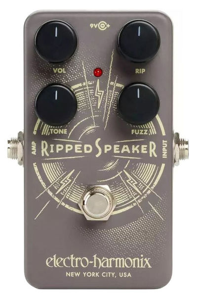 Ripped Speaker Fuzz Electro Harmonix