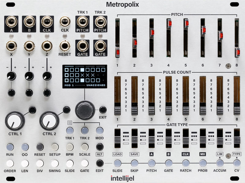 Intellijel Designs Metropolix