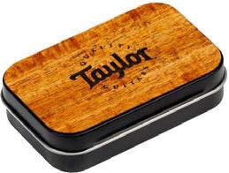 DarkTone Pick Tin KoaCollector Taylor