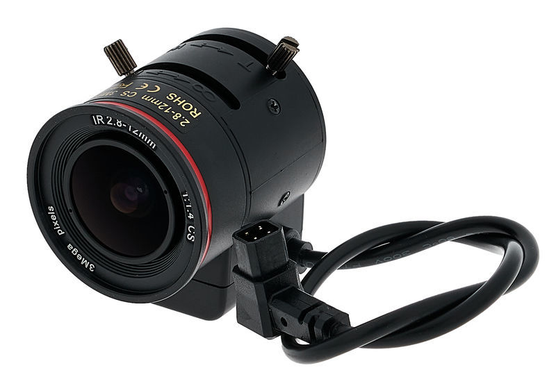 Marshall Electronics VS-M2812-2 Lens CS