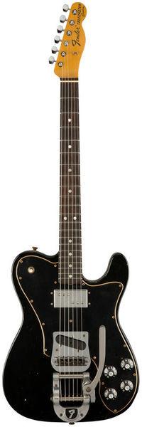 Fender 70's Tele Custom Black
