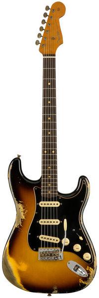 Fender Strat Dual-Mag II FA3CS Relic