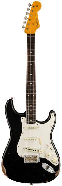 Fender 59 Strat Aged Black Relic