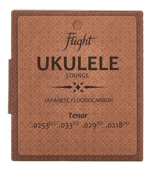 Flight FUST-100 Tenor Ukulele Set