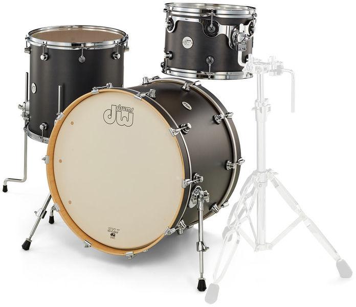 DW Design Shell Pack 1up Black