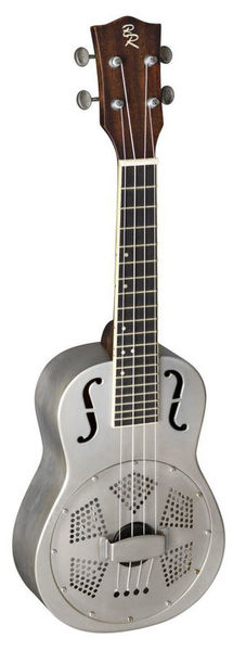 Baton Rouge UV71-C-HMA Resonator Ukulele