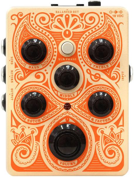 FX Pedal Acoustic Orange