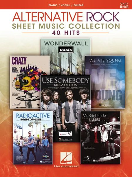 Hal Leonard Alternative Rock Collection