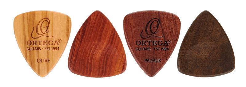 Ortega Wood Picks OGPW-MIX4