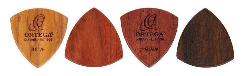 Ortega Wood Picks OGPWXLF-MIX4