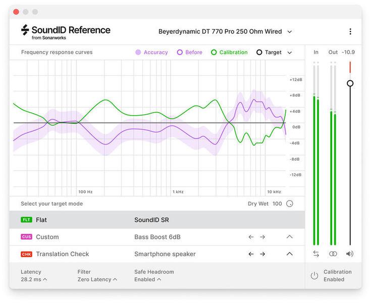Sonarworks SoundID Reference HP UG Ref4HP