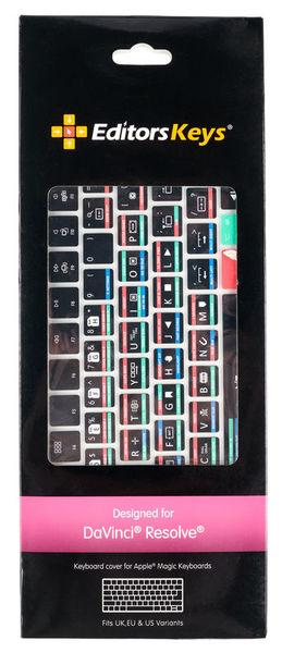 KB Covers Keyboard Skin Resolve Magic