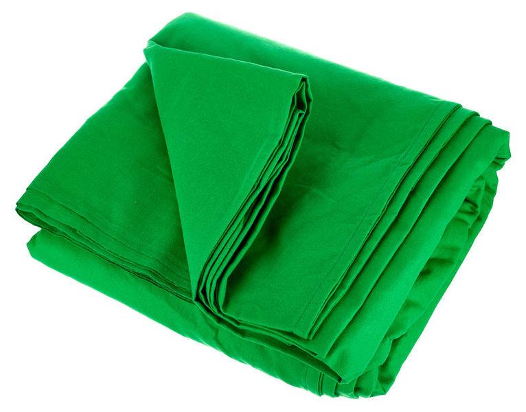 Stairville Curt 3.0x3.0m Greenbox 160g/m²