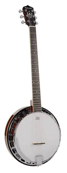 Richwood RMB-606 Guitar Banjo