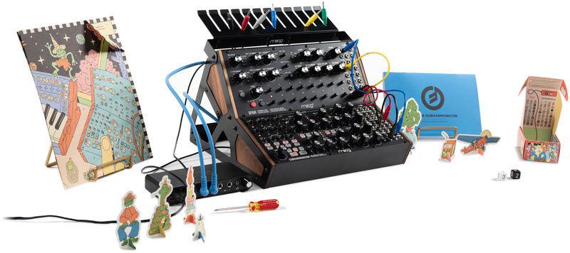 Sound Studio: DFAM & Subharmon Moog