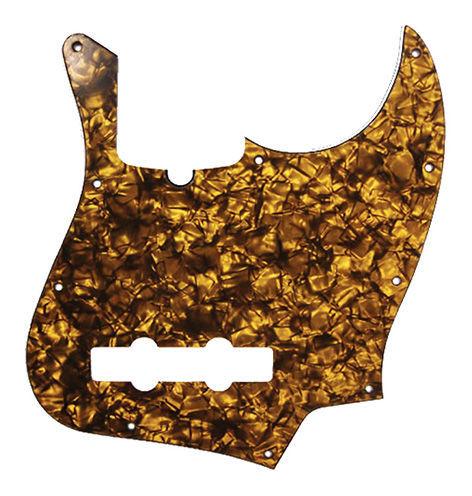 dAndrea J-Style Pickguard Gold Pearl