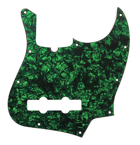 dAndrea J-Style Pickguard Green Pearl