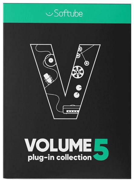 Softube Volume 5 Upgrade Volume 4