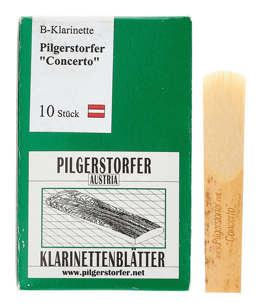 Concerto Bb- Clarinet 3.75 Pilgerstorfer