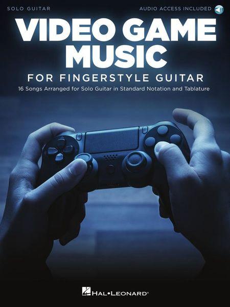 Hal Leonard Video Game Music Fingerstyle