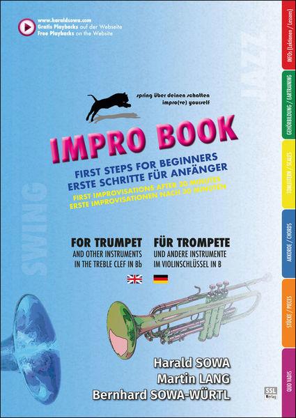 SSL Verlag Impro Book Trumpet