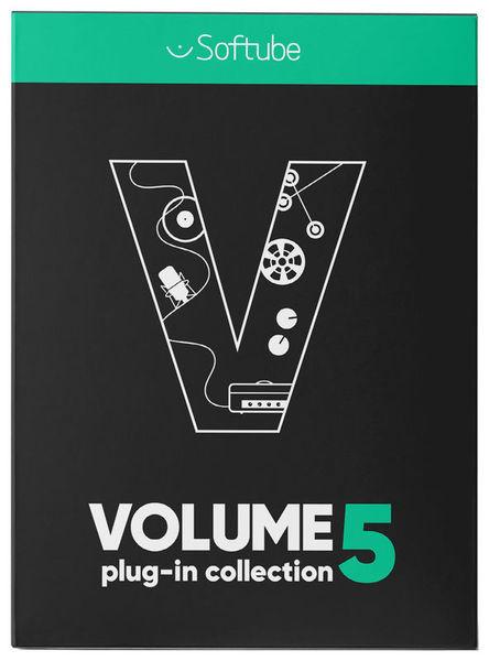 Softube Volume 5 Upgrade Volume 2