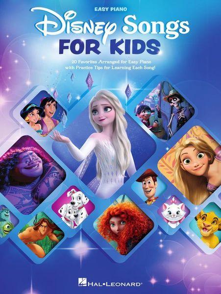 Hal Leonard Disney Songs for Kids Piano