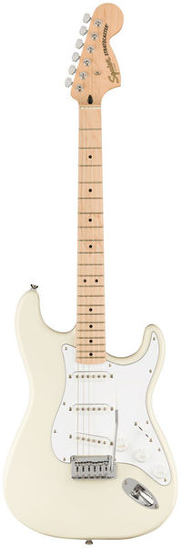 Fender Squier Affinity Strat MN OW