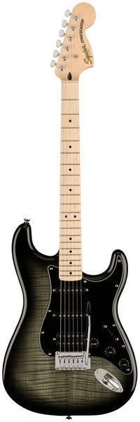 Fender Squier Affinity Strat FM HSSBB