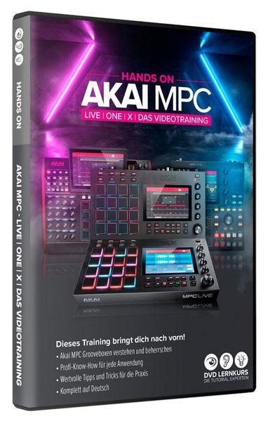 Akai MPC Live/One/X - Training DVD Lernkurs