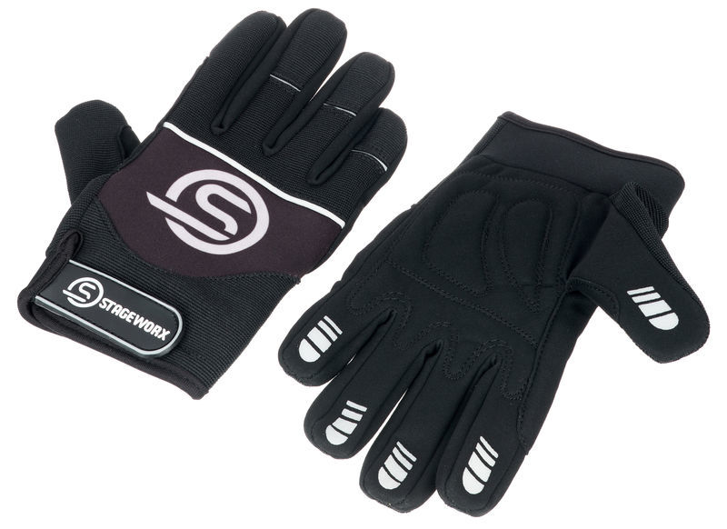 Stageworx Rigger Gloves L