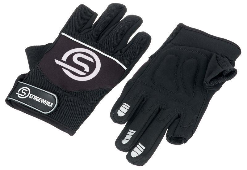 Stageworx Rigger Gloves Precision M
