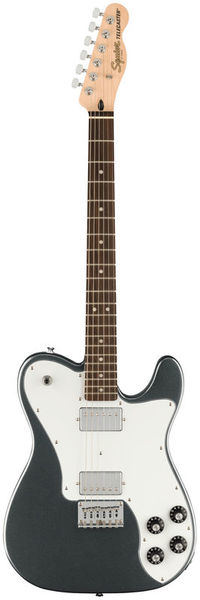 Fender SQ Aff. Tele Deluxe Ch.Frost.M
