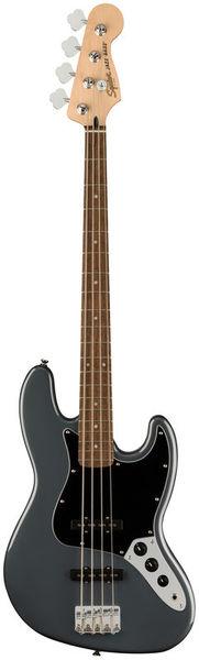 SQ Aff. Jazz Bass Ch.Fr.Met. Fender