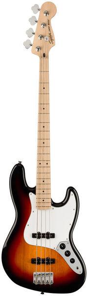 SQ Aff. Jazz Bass 3-SB Fender