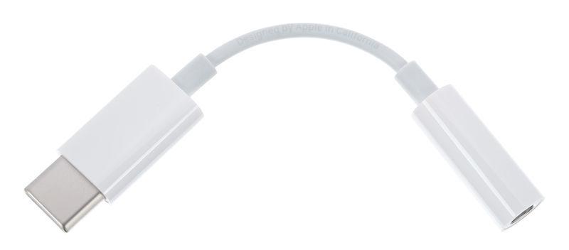Apple USB-C auf 3,5mm Klinke Adapter
