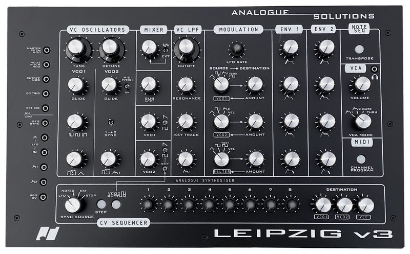 Leipzig V3 Analogue Solutions