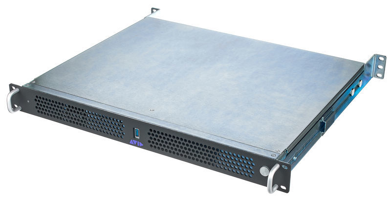 Avid Pro Tools HDX TB3 Chassis Rack