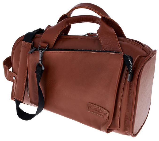 MG Leather Work Gigbag 1 Flugelhorn, Brown