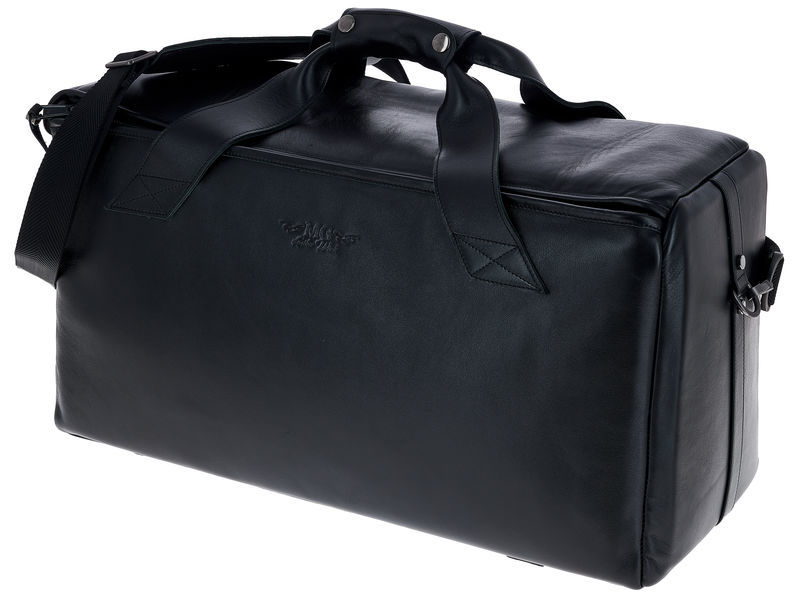 MG Leather Work Double Gigbag Trp./Flgh. Black