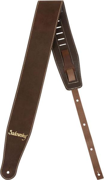 Sadowsky MetroLine Leather Strap BR BG
