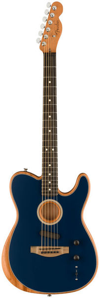 AM Acoustasonic Tele STBL Fender