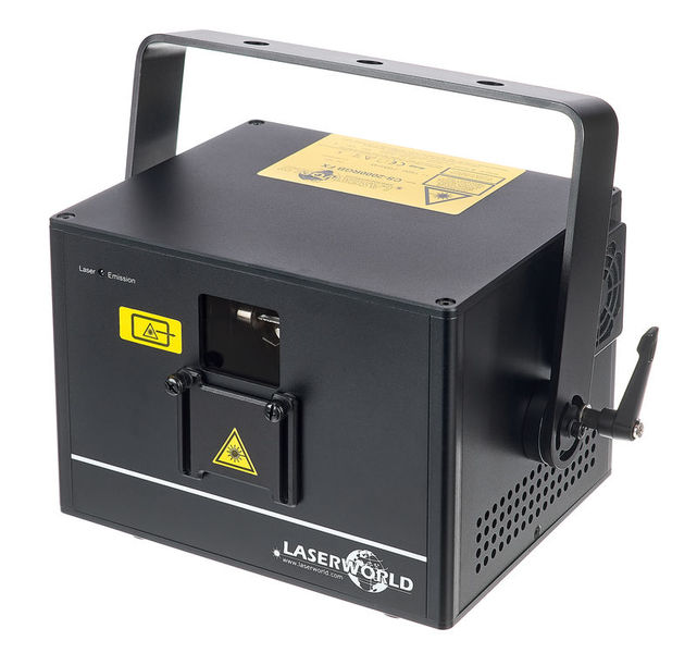 Laserworld CS-2000RGB FX (2021)