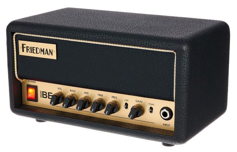 Friedman BE-Mini Amp Head