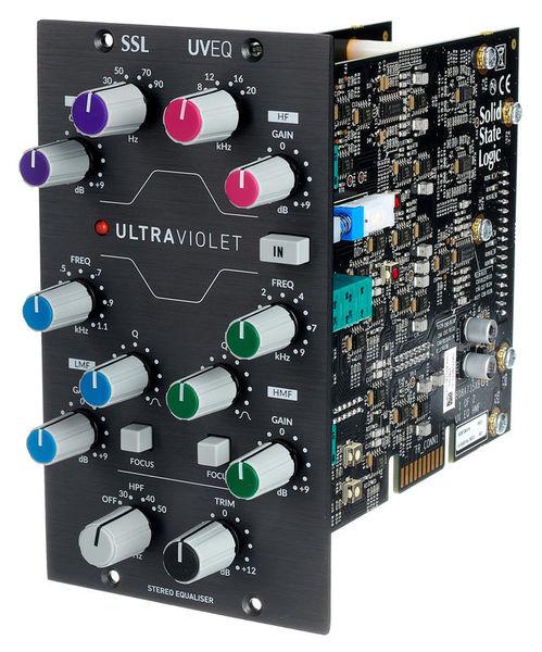 SSL 500-Series UltraViolet EQ
