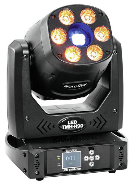 LED TMH-H90 Hybrid Moving-Head Eurolite
