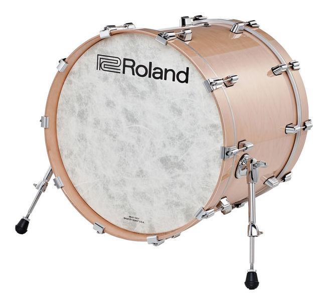 """Roland 22""""x18"""" KD-222-GN Kick Pad"""