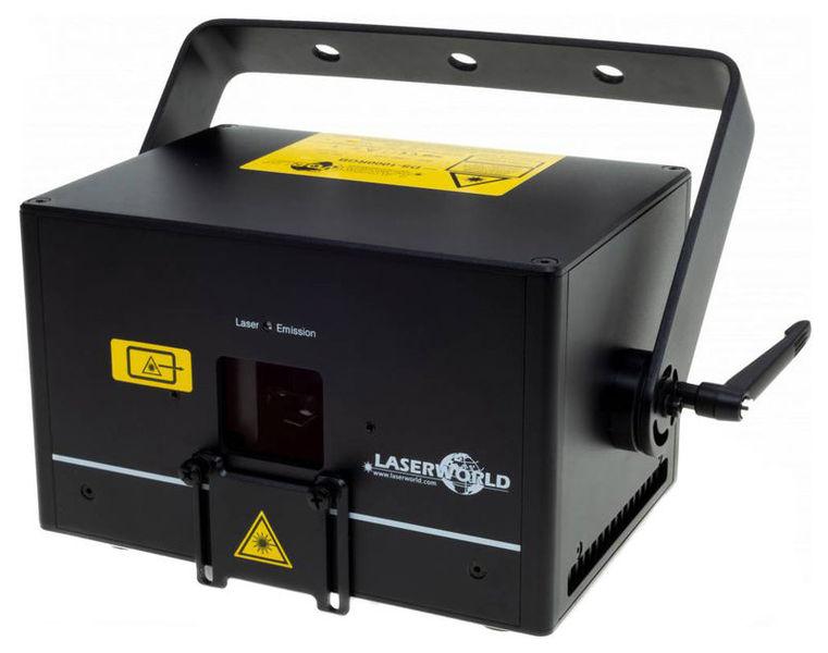 DS-1000RGB ShowNet (2021) Laserworld