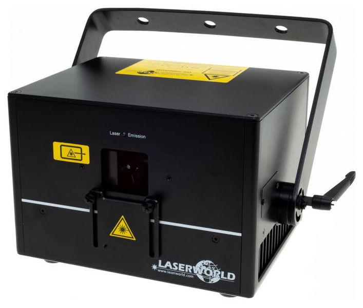 DS-2000RGB ShowNet (2021) Laserworld